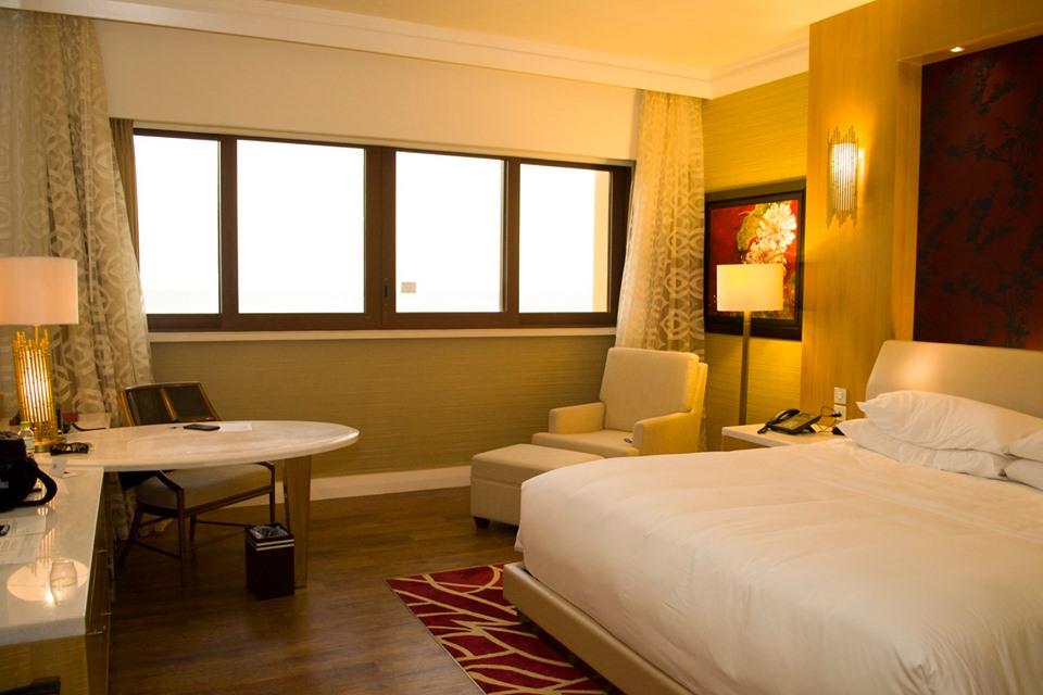 View phòng khách sạn 5 sao