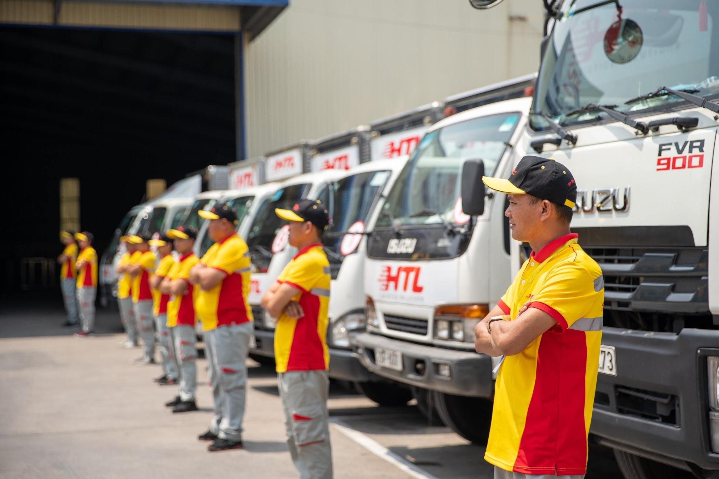 HTL Logistics tự tin đem lại giải pháp vận chuyển hoàn hảo nhất